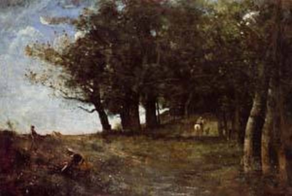 The Forestry Workers 1874 1875